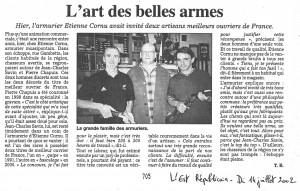 L'Est Républicain du 14 jllt 2002