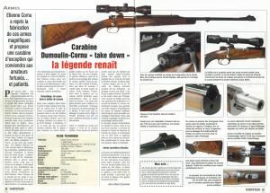 Le Magazine des Voyages de Chasse oct 2010